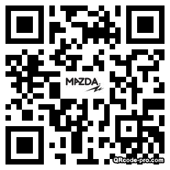 QR code with logo 1z2z0
