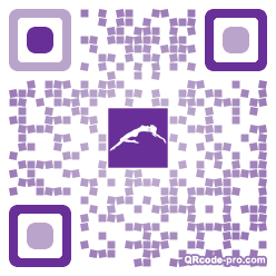 QR code with logo 1z850