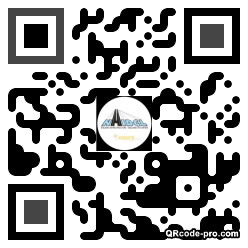 QR code with logo 1zD50