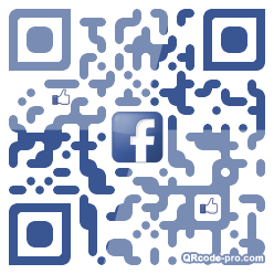QR code with logo 1zHC0