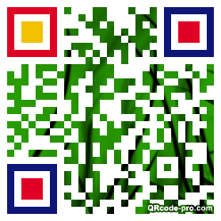 QR code with logo 1zK80