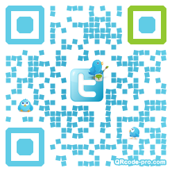 QR code with logo 1zO50