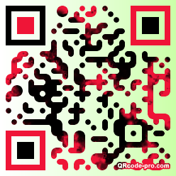 QR code with logo 1zW90