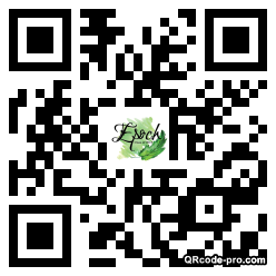 QR code with logo 1zZC0