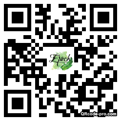 QR code with logo 1zZL0