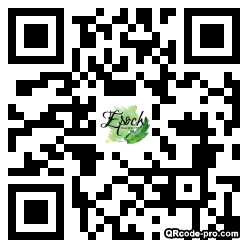 QR code with logo 1zZM0