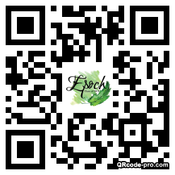 QR code with logo 1zZv0