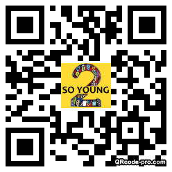 QR code with logo 1zcU0