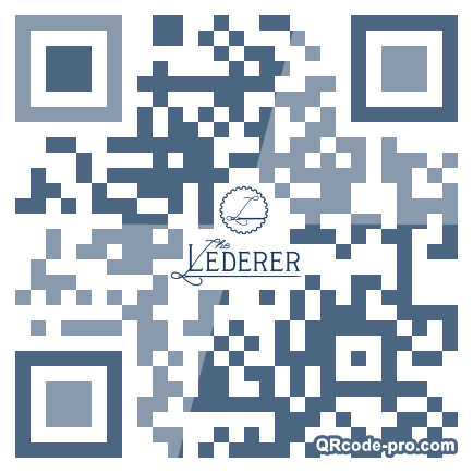 QR code with logo 1zdS0
