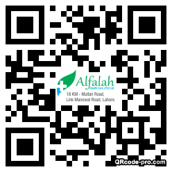 QR code with logo 1zdf0