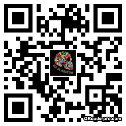 QR code with logo 1zf60