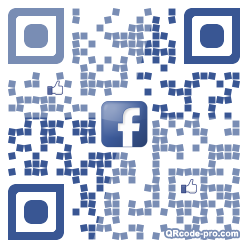 QR code with logo 1zfB0