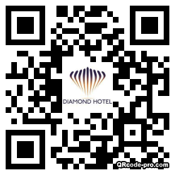 QR code with logo 1zfl0