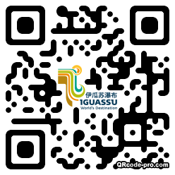 QR code with logo 1zjO0