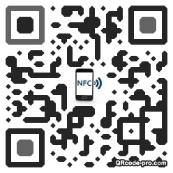 QR code with logo 1zlX0