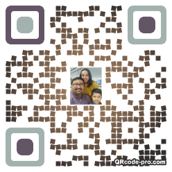 QR code with logo 1zps0