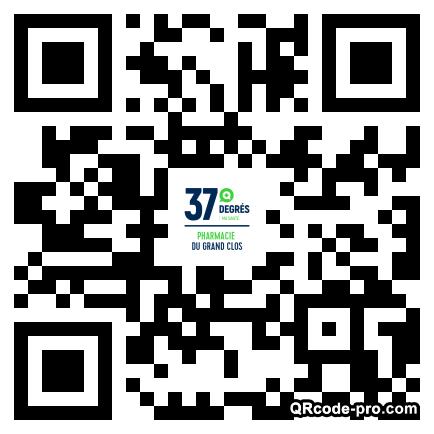 QR code with logo 200E0
