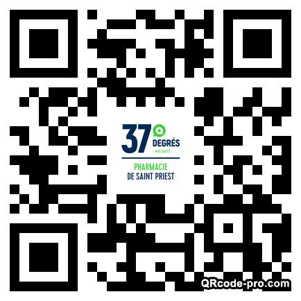 QR code with logo 201V0