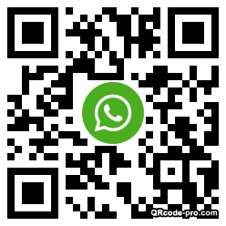 QR code with logo 204N0