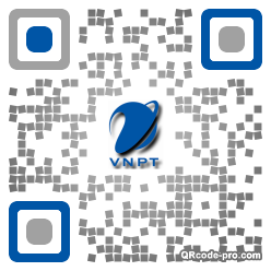 QR code with logo 20590