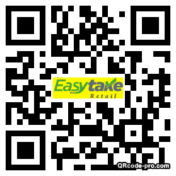 QR code with logo 205R0