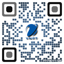 QR code with logo 205b0