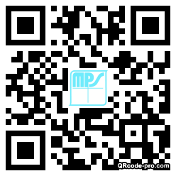 QR code with logo 20620