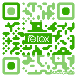 QR code with logo 20A10
