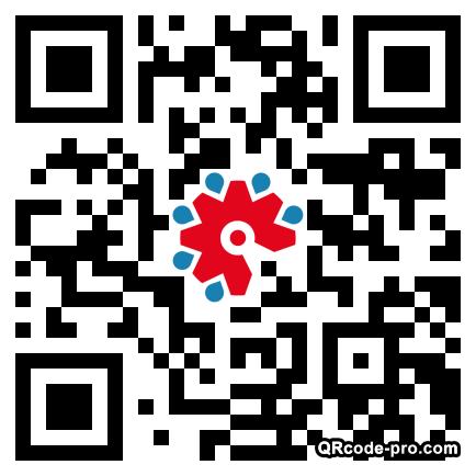 QR code with logo 20DD0