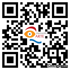 QR code with logo 20FF0