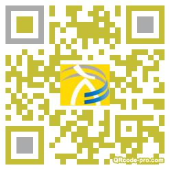 QR code with logo 20Ge0