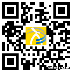 QR code with logo 20Hm0