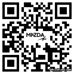QR code with logo 20JV0