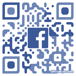 QR code with logo 20K00