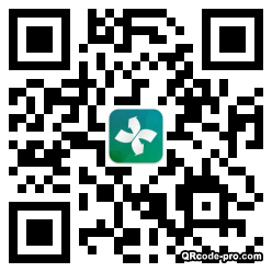 QR code with logo 20K60