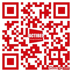 QR Code Design 20KB0