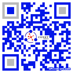 QR code with logo 20Mo0