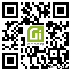 QR code with logo 20PD0