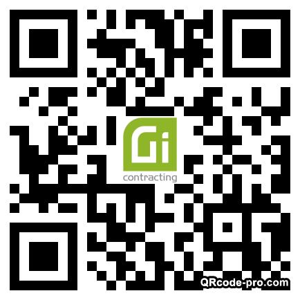 QR code with logo 20PK0