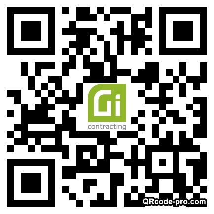 QR code with logo 20Q00