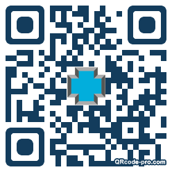 QR code with logo 20Q30