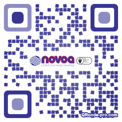 QR code with logo 20S00