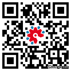 QR code with logo 20TB0