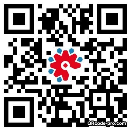 QR code with logo 20TB0