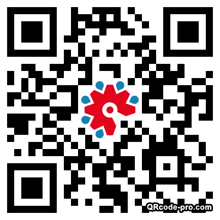 QR code with logo 20TC0