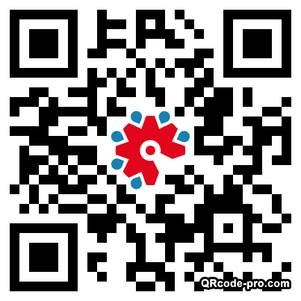 QR code with logo 20TD0