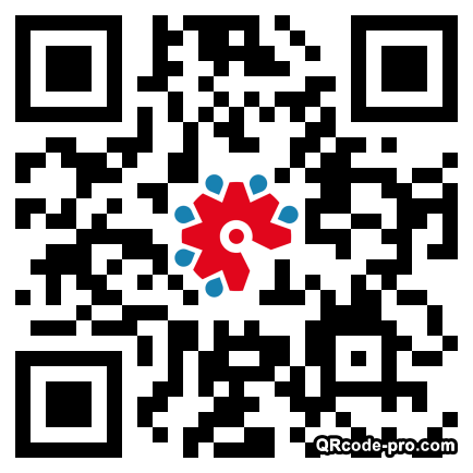 QR code with logo 20TF0