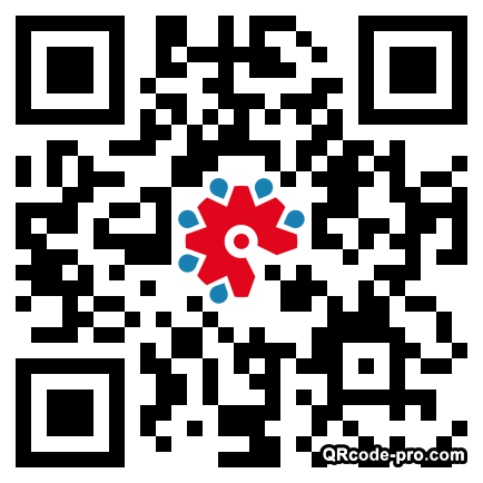 QR code with logo 20TG0
