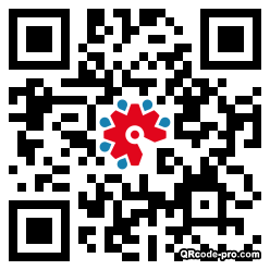 QR code with logo 20TH0