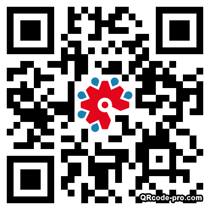 QR code with logo 20TL0